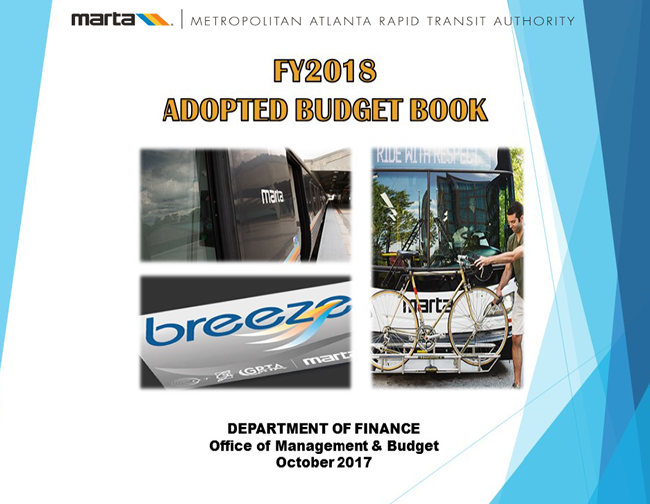 fy2018 budget book
